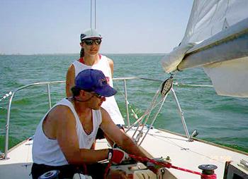 Sailing well is an art!